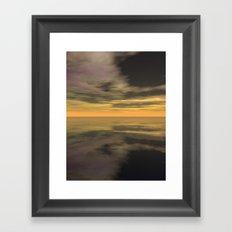 Vista Echoes Framed Art Print