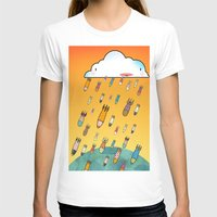 cloud T-shirts featuring Cloud by R.E.L