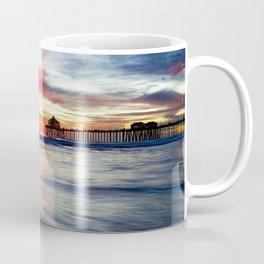 HB Sunset 1-30-18 Coffee Mug