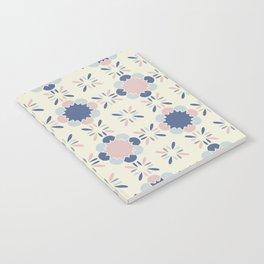 Pastel Tile Notebook