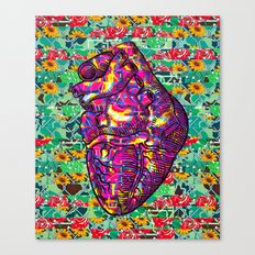 Give Strong (1) Canvas Print