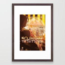 The Lili's Desires Framed Art Print