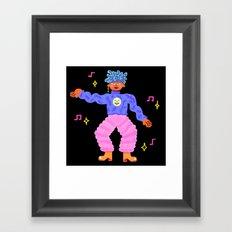 Get It Framed Art Print