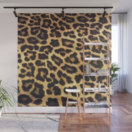 Leopard Print pattern - Leopard spots - Texture Wall Mural
