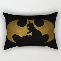 The dark man Rectangular Pillow