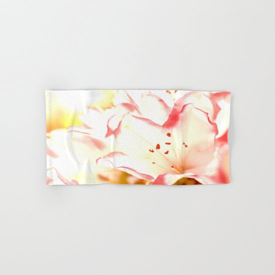 Dreamy Flowers  Hand & Bath Towel