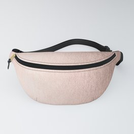 Moon Dust Rose Gold Fanny Pack
