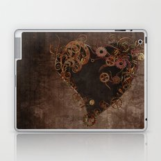 Steampunk Heart Laptop & iPad Skin