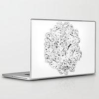 moss Laptop & iPad Skins featuring MOSS by AnnaToman