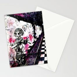 ...Smile and Die... Stationery Cards