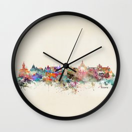 Victoria British Columbia canada Wall Clock
