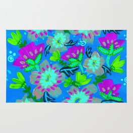 Twilight Hill Blooms Rug