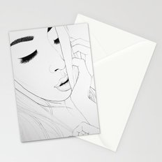 I used to know(illustration) Stationery Cards