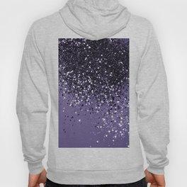ULTRA VIOLET Glitter Dream #2 #shiny #decor #art #society6 Hoody