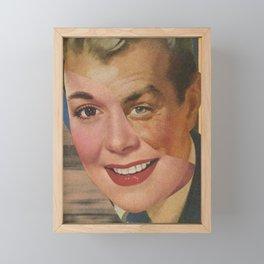 Facelift Framed Mini Art Print