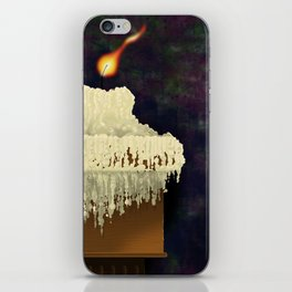 La sentinella / The sentinel iPhone Skin