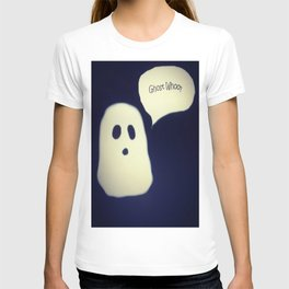 Ghost Whoo? T-shirt