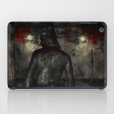 Dark Room Killer iPad Case