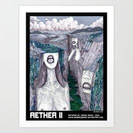 AETHER II Art Print