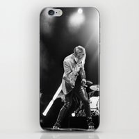 panic at the disco iPhone & iPod Skins featuring Panic! At The Disco by Adam Pulicicchio Photography