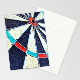 Dartboard Stationery Cards