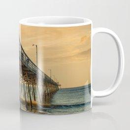 Pier Gold Coffee Mug