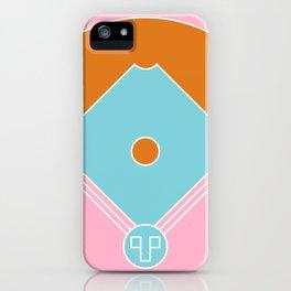 Court / Baseball iPhone Case