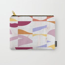 Deconstruction Carry-All Pouch