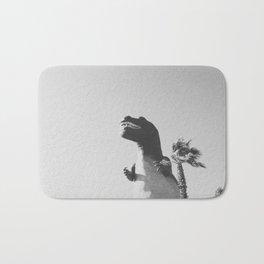 DINO / Cabazon Dinosaurs, California Bath Mat