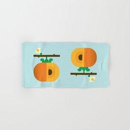 Fruit: Persimmon Hand & Bath Towel