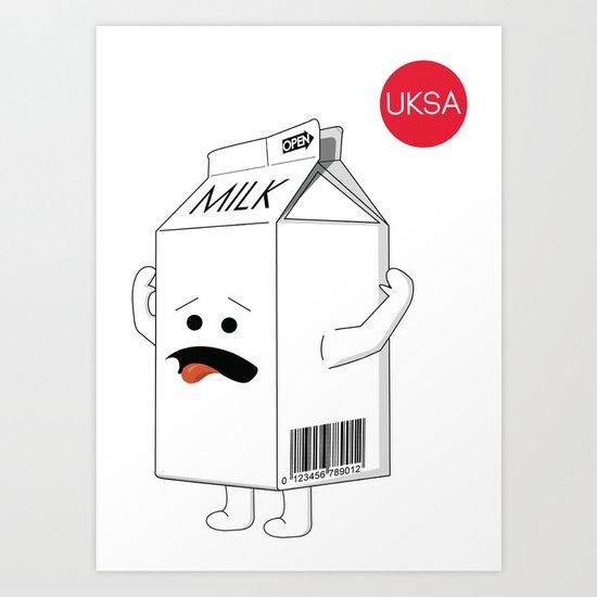 UKSA #2 Art Print