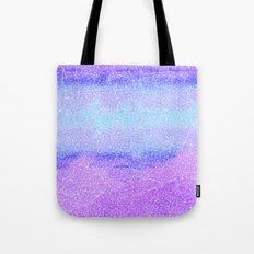 Blue Lights  Tote Bag