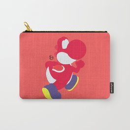 Yoshi(Smash)Red Carry-All Pouch