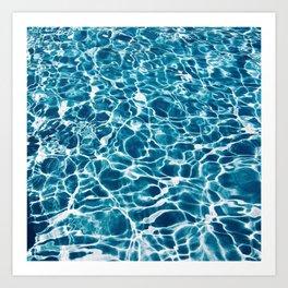 Crystal Waters Art Print