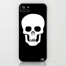 EYE SKULL iPhone Case