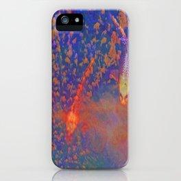 Fishys in da sky iPhone Case