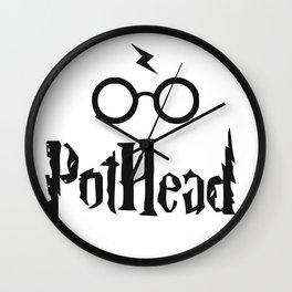 Harry Pothead Wall Clock