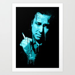 Bill Hicks Art Print