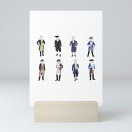 National Confederacy Heroes Day Mini Art Print