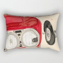Dream Car Rectangular Pillow