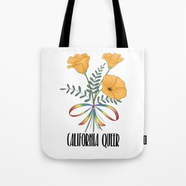 California Queer Tote Bag
