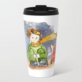 My Little Prince Metal Travel Mug