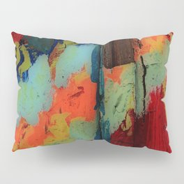 Painted Frenzy Pillow Sham