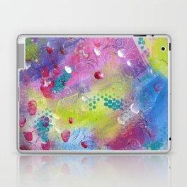 The Love Tree   Original painting by Mimi Bondi Laptop & iPad Skin