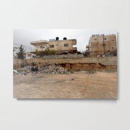 Bethlehem, Palestine Metal Print