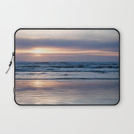 Beach Glow Laptop Sleeve