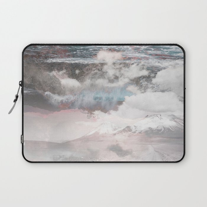 Crashing Clouds Laptop Sleeve