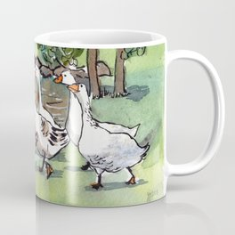 At The Pond Coffee Mug