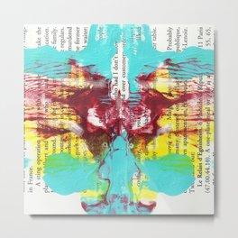 Riise Metal Print