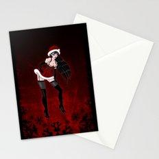 DarkSanta Stationery Cards